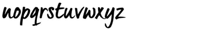 Quintus Bold Font LOWERCASE