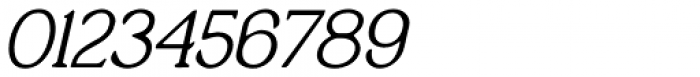 Quirkily Italic Font OTHER CHARS