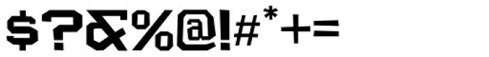 Quirkley JNL Font OTHER CHARS