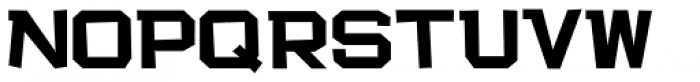 Quirkley JNL Font LOWERCASE