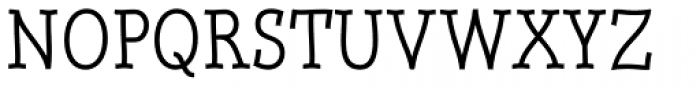 Quirky Font UPPERCASE