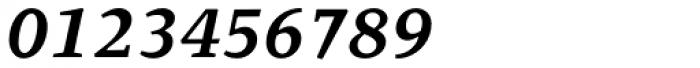 Quodlibet Serif Bold Italic Font OTHER CHARS