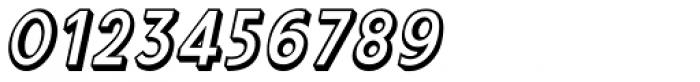 Quorfid Oblique JNL Font OTHER CHARS