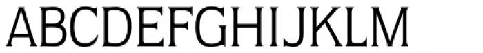 Quorum Std Book Font UPPERCASE