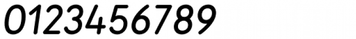 Quosm Semi Bold Italic Font OTHER CHARS