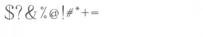 Quffer Font OTHER CHARS