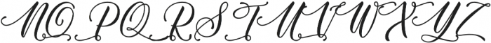 Qwerty Ability otf (400) Font UPPERCASE