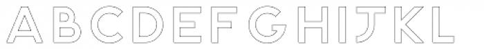 R&C Basic Empty Font UPPERCASE