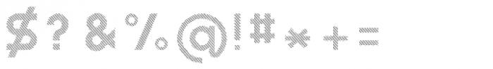 R&C Basic Light Font OTHER CHARS