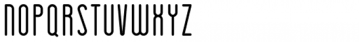 R�trospectif Faible Font UPPERCASE