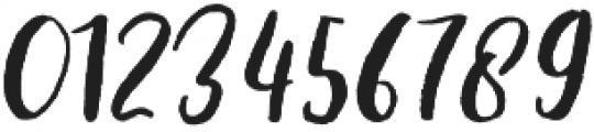 RASELINA SANS otf (400) Font OTHER CHARS