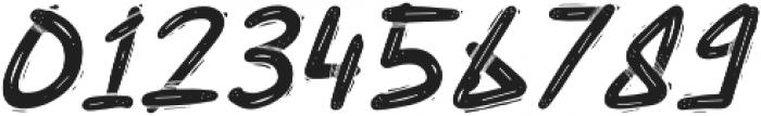 Rabsy otf (400) Font OTHER CHARS