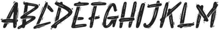 Rabsy otf (400) Font UPPERCASE