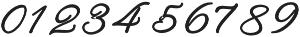 Rachela Alternatif 1 Regular otf (700) Font OTHER CHARS