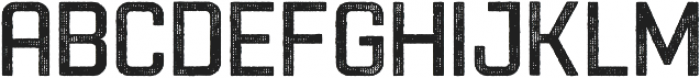 Racon OldCarbon otf (400) Font LOWERCASE
