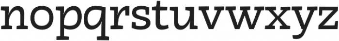 Radcliffe Casual otf (400) Font LOWERCASE