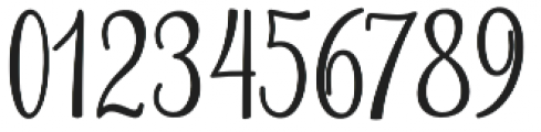 Radeshia otf (400) Font OTHER CHARS