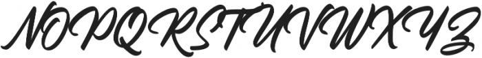 Radicals Regular otf (400) Font UPPERCASE