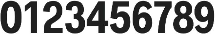 Radnika Bold Condensed ttf (700) Font OTHER CHARS