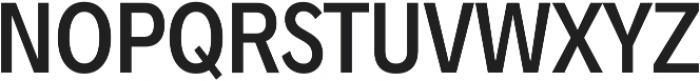 Radnika Medium Condensed ttf (500) Font UPPERCASE