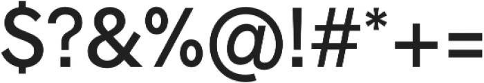 Radnika Medium otf (500) Font OTHER CHARS