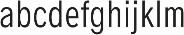 Radnika Next Light Condensed otf (300) Font LOWERCASE
