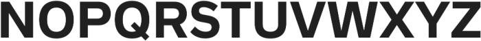 Radnika Next Regular Alt ttf (400) Font UPPERCASE
