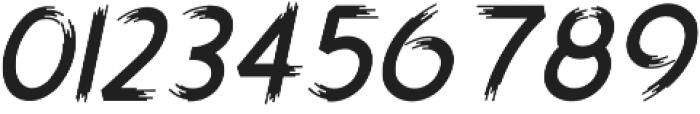 Radora Italic otf (400) Font OTHER CHARS