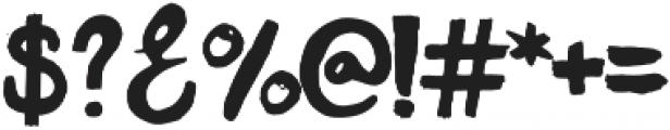 Raffaello ttf (400) Font OTHER CHARS