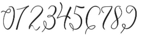 Raffiator Regular otf (400) Font OTHER CHARS