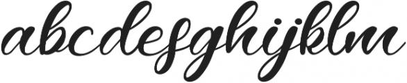 Raflesya otf (400) Font LOWERCASE