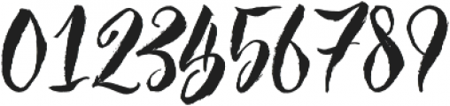 Ragtime otf (400) Font OTHER CHARS