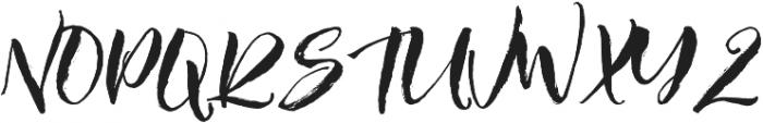 Ragtime otf (400) Font UPPERCASE