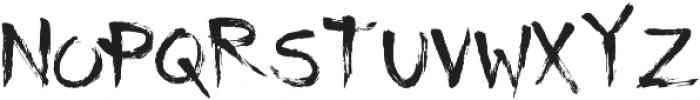 Raid otf (400) Font UPPERCASE