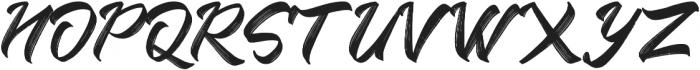 Railly otf (400) Font UPPERCASE