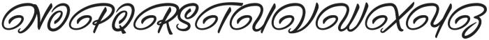 Raitons otf (400) Font UPPERCASE