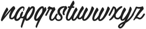 Raitons otf (400) Font LOWERCASE