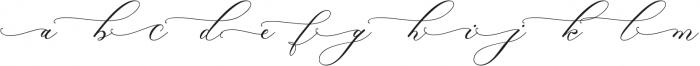 RajaAmpat Swsh ttf (400) Font UPPERCASE