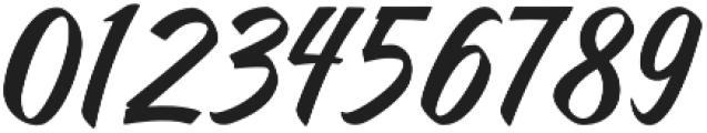 Ralington otf (400) Font OTHER CHARS