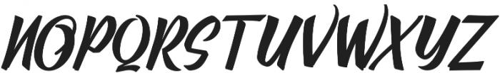 Ralington otf (400) Font UPPERCASE