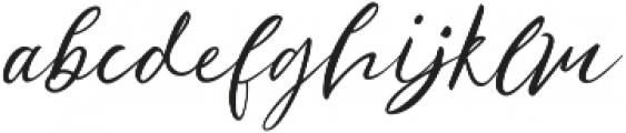 Ralyne ttf (400) Font LOWERCASE