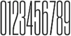 Rama Gothic C Light otf (300) Font OTHER CHARS