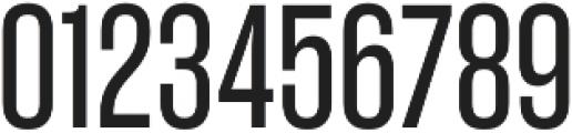 Rama Gothic E Regular otf (400) Font OTHER CHARS
