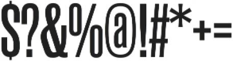 Rama Gothic M SemiBold otf (600) Font OTHER CHARS