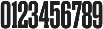 Rama Slab M Bold otf (700) Font OTHER CHARS