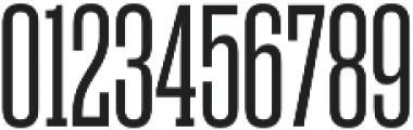 Rama Slab M Regular otf (400) Font OTHER CHARS