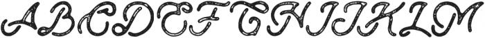 Ramblin Vintage otf (400) Font UPPERCASE