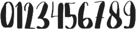 Ramen ttf (400) Font OTHER CHARS