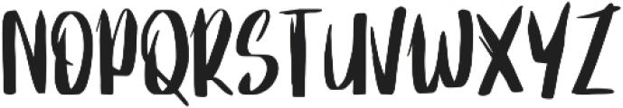 Ramen ttf (400) Font UPPERCASE