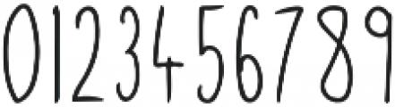 Ramona otf (400) Font OTHER CHARS